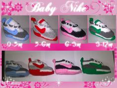 Baby Nike (lage) 0-12 maanden