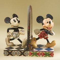 Mickey Mouse 80 Years or Laughter- Mickey Mouse Figurine  (Wishlist)