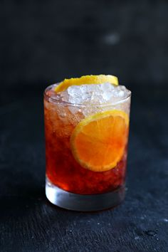The Hibiscus Americano - Vibrant, bright and refreshing, this Hibiscus Americano is great after a long day! @mashable