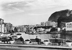 MØRE OG ROMSDAL: Ålesund - Brosundet utg B.J. Skarbøvik