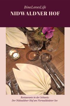 Restaurants in der Schweiz - diesmal am Vierwaldstätter See