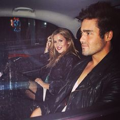Caggie Dunlop and Spencer Matthews are perfection personified.
