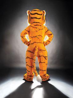 Missouri Tigers mascot Truman the Tiger, a Mizzou fan favorite.