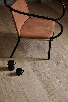 Tammiparketti Handwashed Snöhetta harjattu öljyvahattu-Timberwise Dream Team, Most Beautiful Pictures, Villa, Interiors, Flooring, Interior Design, Chair, Colors, House