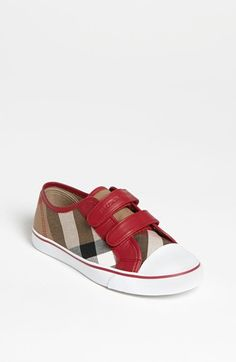 Burberry 'Pete' Sneaker (Baby, Walker, Toddler, Little Kid & Big Kid) | Nordstrom