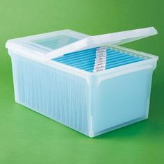 X-Large File Tote Box   The Container Store