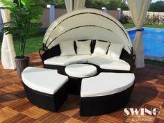 die besten 25 sonneninsel rattan ideen auf pinterest. Black Bedroom Furniture Sets. Home Design Ideas