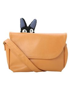 Taki Jiji Everywhere With The Kiki's Delivery Service Jiji Cosplay Bag