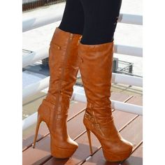Sexy Shoes Sexy Knee High Boots ❤ liked on Polyvore featuring shoes, boots, sexy knee high boots, sexy boots, knee-high boots, sexy knee boots and over-knee boots