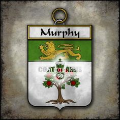 Murphy (Wexford) Family Crest - Irish Coat of Arms