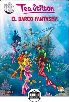 Stilton 5: el barco fantasma (Tea Stilton) de Tea Stilton ✿ Libros infantiles y juveniles - (De 6 a 9 años) ✿