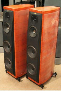 sonus faber amati homage High End Audio, Loudspeaker, Audio Equipment, Audiophile, Speakers, Electronics, Retro, Dashboards, Stuff Stuff