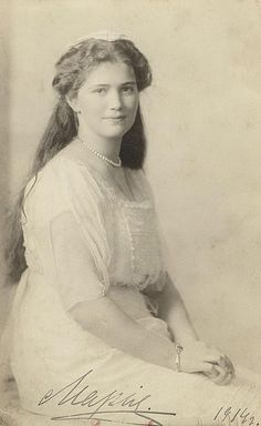 Grand Duchess Maria Nikolaevna was the third daughter of Tsar Nicholas II of…