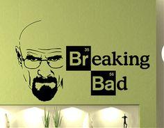 #Vinilo #Adhesivo Breaking Bad 03210