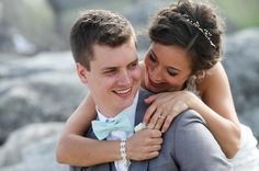 SALE 30% OFF Wedding bow tie Pale Light Mint - $9.70 USD
