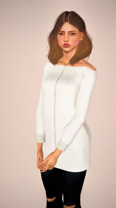 """sketchbookpixels: """" Another Update cream dress converted to - all morphs including pregnancy - Compressed Credits: Elliesimple for the mesh Get it at. Sims 3 Cc Finds, Gta 5 Online, Sims 4 Clothing, Sims Cc, Cream, Clothes, Pregnancy, House, Dresses"""