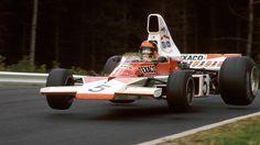 Emmo McLaren M-23 Nurburgring 1974 . .low drag wing