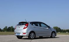 2012 Hyundai Accent Hatchback and Sedan - Photo Gallery of Instrumented Test from Car and Driver - Car Images - CARandDRIVER Hyundai Accent, Car Images, Car And Driver, Picture Photo, Photo Galleries, Gallery, Pictures, Photos