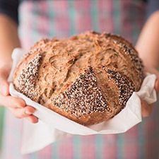 Seeded Sourdough Boule: King Arthur Flour