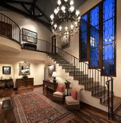 spanish colonial driveway 2 story - Google Search