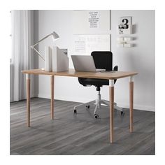 New dining table?? Very affordable, very cute, and rounded edges so no babies need be harmed. (Keep our current one for thanksgiving extra...)  HILVER Tischplatte  - IKEA | 59€