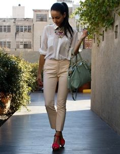 Our Fashion Diary • by Chantal & Michelle Torres •
