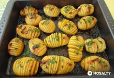 Meat Recipes, Healthy Recipes, Best Party Food, Hungarian Recipes, Food Network Recipes, Cooking Tips, Main Dishes, Good Food, Food And Drink