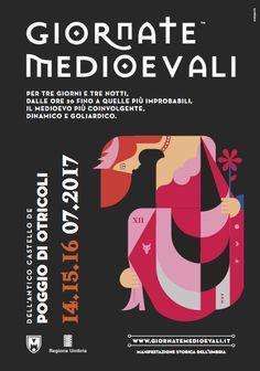 Italia Medievale: Giornate Medioevali 2017