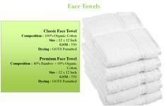 I am Greeny Face Towel Range