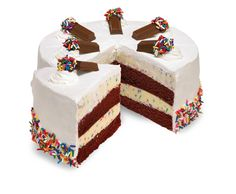 We all know when you buy a cake for a friend's birthday your only doing it because you want cake.