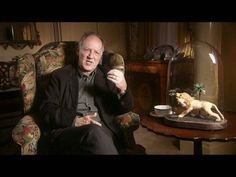Director Werner Herzog Discusses His Profound Dislike of Chickens