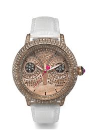 What a hoot! Betsey Johnson owl watch