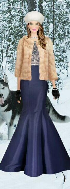 "Covet Fashion Game ""Part of the Pack"" Challenge Styled by: MsGunnz ♕ DiamondB! Pinned ♕"