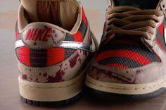 Nike Dunk Freddy Krueger