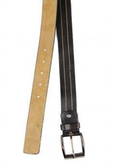 STRIPPED BELT FOR MEN