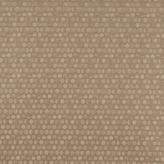C576 Beige Geometric Circles Durable Upholstery by the Yard