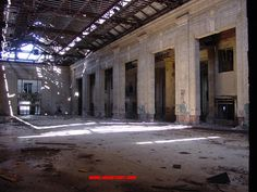 Abandoned Detroit | Abandoned Places – Have you ever seen one of these before? | Tenth ...