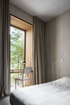 5 things that curtains can hide inside a bedroom (apart from the windows!) 5 things that curtains can hide inside a bedroom One Bedroom, Home Decor Bedroom, Bed Room, Appartement Design, Bedroom Windows, Bedroom Curtains, Linen Curtains, Wall Of Curtains, Curtains Living