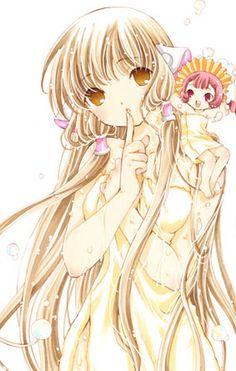 What Anime is it? Chobits Anime, Chobits Cosplay, Dreamworks, Manga Art, Anime Art, Otaku, Hokusai, Xxxholic, Card Captor