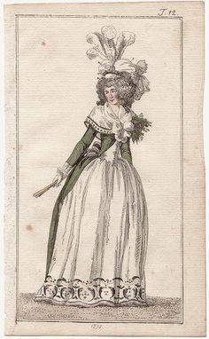 Journal des Luxus, 1791.