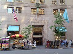 Tiffany & Co New York City