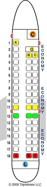 find seat before flying