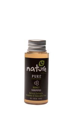 NATURE+hotel+amenities+/+PURE+care+series+35mlThe+natural+shampoo+with+honey+extract+of+NATURE+pure+care+series,+in+35ml+packaging,+can+be+used+by+hotels+in+the+«amenities»+category.+It+is+ideal+for+daily+use+and+boosts+hair,+improving+its+structure,+smoothing+and+protecting+it+against+damage.+It+is+suitable+for+all+hair+types,+contains+natural+extracts+and+it+is+parabens+&+colorants+free.
