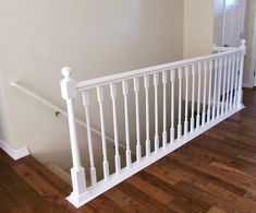Best 13 Best Painted Stair Railings Images In 2016 Banisters 400 x 300