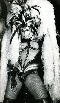Gene Simmons in Never Too Young to Die (1986)