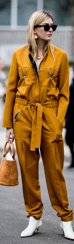 Street Style | PFW Fall 2017
