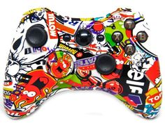 Get this modded controller  http://www.yourmoddedcontrollers.com/product/sticker-bomb-xbox-360-rapid-fire-modded-controller-35-mode-for-cod-advanced-warfare-ghosts-black-ops-2-cod-mw3/  #moddedcontrollers