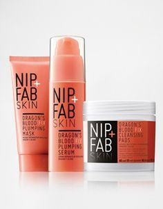 Enlarge NIP+FAB Dragon's Blood Fix Plumping Mask. Cruelty free and not sold in China but they do ship to China.
