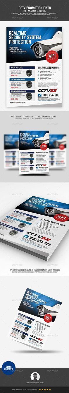 CCTV Surveillance Camera Flyer for $7 #print #flyer #graphic #commerce #FlyerTemplate #design #BusinessFlyer #flyers #business #PrintTemplate #CommerceFlyers #GraphicDesign