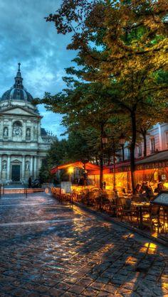 Sorbonne, Paris, France